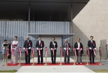 京都国立博物館「平成知新館」開館記念式典