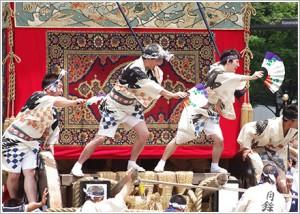 祇園祭 山鉾巡行(7月17日)
