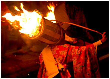 「鞍馬の火祭が育むもの(鞍馬・京都府)