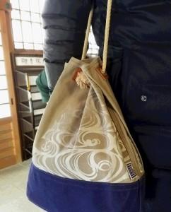 一澤新三郎帆布_鞄